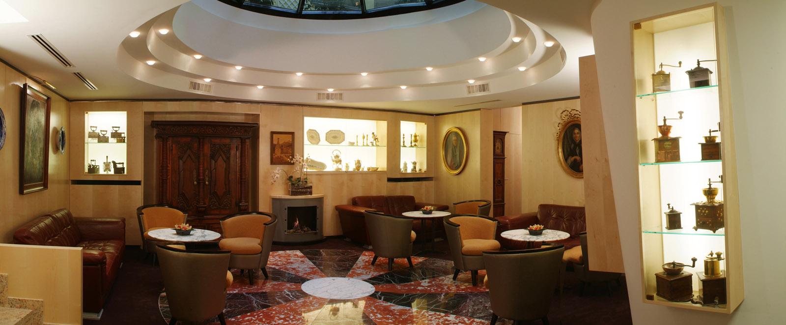 salons et bar - hotel strasbourg centre proche gare - 4* - best