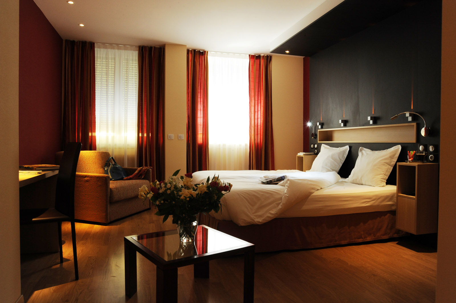 Hotel Avec Chambres Antiallergiques Hotel Strasbourg Centre Proche