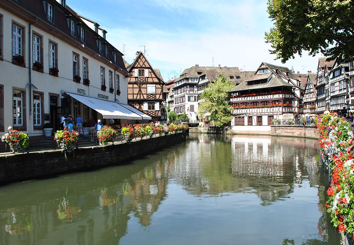 Hotel Proche Quartier De La Petite France Strasbourg